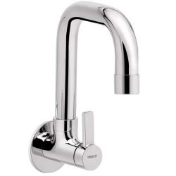 Tresco Arctic Sink Tap With Swivel Spout