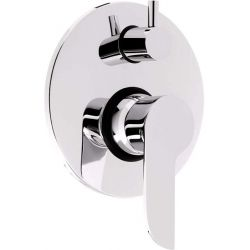 Tresco Oracle Single Lever Concealed Diverter