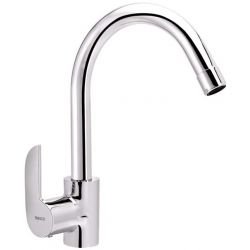 Tresco Oracle Sink Tap With Swivel Spout