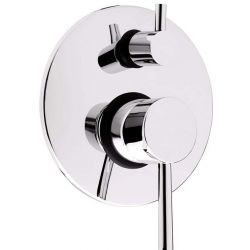 Tresco Uno Single Lever High Flow Concealed Diverter