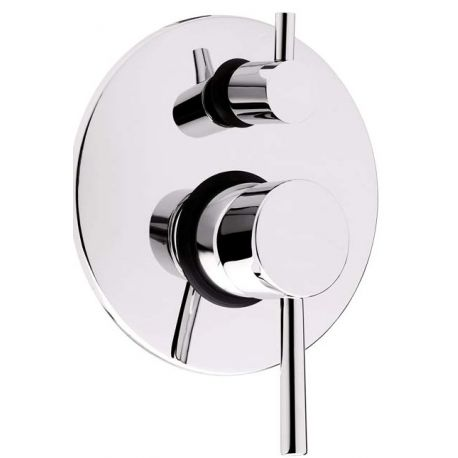 Tresco Uno Single Lever Three Inlet Concealed Diverter