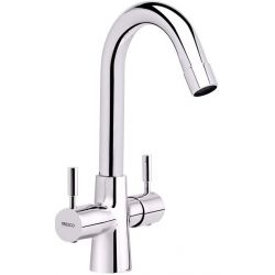 Tresco Uno One Hole Basin Mixer