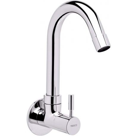 Tresco Uno Sink Tap With Swivel Spout