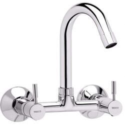 Tresco Uno Sink Mixer With Swivel Spout