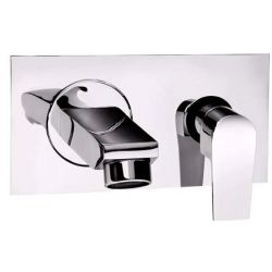 Tresco Divine One Concealed Stop Valve With Spout