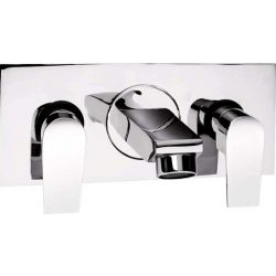 Tresco Divine Two Concealed Stop Valves With Spout