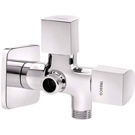 Tresco Divine Two Way Angle Valve