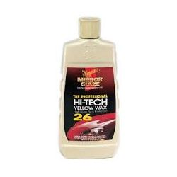 Meguiars Hitech Yellow Wax 16oz