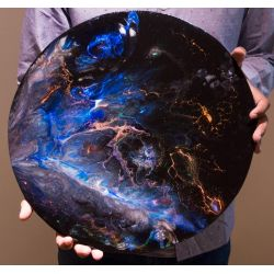 Galaxy Resin Art Kit by Haksons