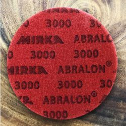 Mirka Abralon 150 mm P3000 Grit Foam Disc/Pads