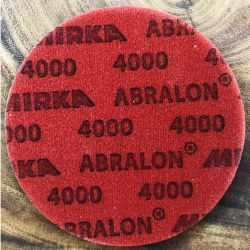 Mirka Abralon 150 mm P4000 Grit Foam Disc/Pads