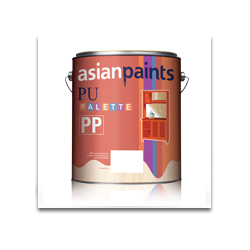 Asian Paints PU Palette Interior