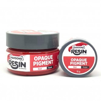 Haksons Opaque Pigment - Red