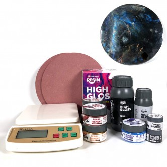 Start with Resin - Galaxy Kit
