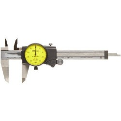 Mitutoyo Metric Dial Calipers - Series 505